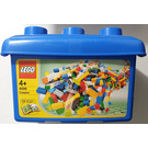 LEGO Fun With Building Set (Boxed) 4496-1 Packaging