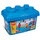 LEGO Fun With Building Tub Set 4496-3 Packaging
