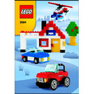 LEGO Fun with Wheels Set 5584 Instructions