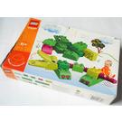 LEGO Funny Crocodile Set 3511 Packaging