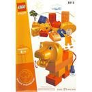 LEGO Funny Lion Set 3513