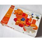 LEGO Funny Lion Set 3513 Packaging