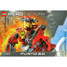 LEGO Furno 2.0 Set 2065 Instructions