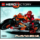 LEGO Furno Bike Set 7158 Instructions