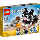 LEGO Furry Creatures Set 31021 Packaging