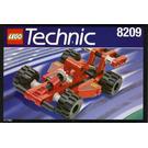 LEGO Future F1 Set 8209