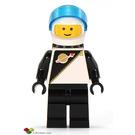 LEGO Futuron with White Helmet Minifigure