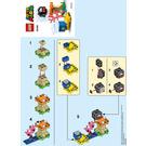 LEGO Fuzzy & Mushroom Platform Set 30389 Instructions
