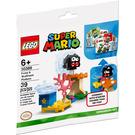 LEGO Fuzzy & Mushroom Platform Set 30389 Packaging