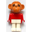 LEGO Gabriel Monkey Fabuland Figure