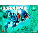LEGO Gahlok-Kal Set 8578 Instructions