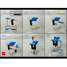 LEGO Gahlok Va Set 1433 Instructions