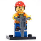 LEGO Gail the Construction Worker Set 71004-9