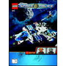 LEGO Galactic Enforcer Set 5974 Instructions