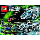 LEGO Galactic Titan Set 70709 Instructions