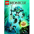 LEGO Gali - Master of Water Set 70786 Instructions