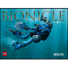 LEGO Gali Nuva Set 8570 Instructions
