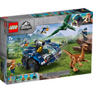 LEGO Gallimimus and Pteranodon Breakout Set 75940 Packaging