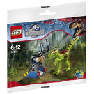 LEGO Gallimimus Trap Set 30320 Packaging