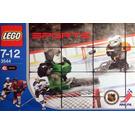 LEGO Game Set 3544