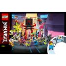 LEGO Gamer's Market Set 71708 Instructions