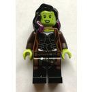 LEGO Gamora Minifigure