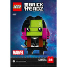 LEGO Gamora Set 41607 Instructions