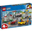 LEGO Garage Centre Set 60232 Packaging