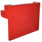 LEGO Garage Door with LEGO Logo Embossed (822)