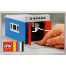 LEGO Garage with Automatic Doors Set 348-1