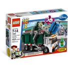 LEGO Garbage Truck Getaway Set 7599 Packaging