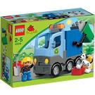 LEGO Garbage Truck Set 10519 Packaging