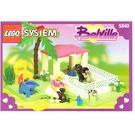 LEGO Garden Playmates Set 5840 Instructions
