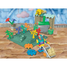 LEGO Gardening with Stripy Set 7437