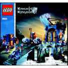 LEGO Gargoyle Bridge Set 8822 Instructions
