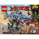 LEGO garmadon, Garmadon, GARMADON! Set 70656 Instructions