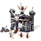 LEGO Garmadon's Dark Fortress Set 2505
