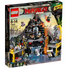 LEGO Garmadon's Volcano Lair Set 70631 Packaging