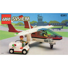 LEGO Gas and Go Flyer Set 6341