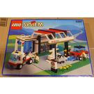 LEGO Gas N' Wash Express Set 6397 Packaging