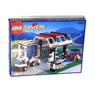 LEGO Gas N' Wash Express Set 6397 Packaging