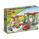 LEGO Gas Station Set 6171 Packaging