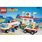 LEGO Gas Stop Shop Set 6562
