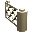 LEGO Gate 1 x 4 x 2 (3186)