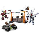 LEGO Gate Assault Set 7705