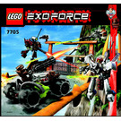LEGO Gate Assault Set 7705 Instructions
