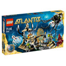 LEGO Gateway of the Squid Set 8061 Packaging