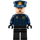 LEGO GCPD Male Officer Minifigure