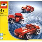 LEGO Gear Grinders Set 4883