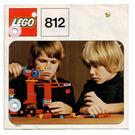 LEGO Gear Set 812-1 Instructions
